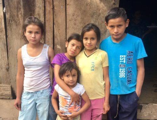 From Nicaragua: The Espinosa Family