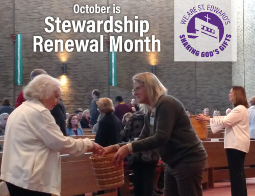 Stewardship is a Way of Life